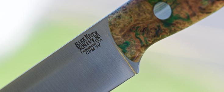 Bark River Knives: Aurora II - CPM 3V