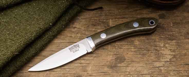 Bark River Knives: Blackwater