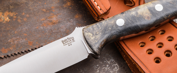 Bark River Knives: Bravo 1.25