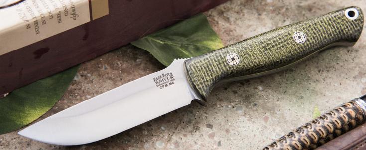 Bark River Knives: Bravo EDC - CPM-M4