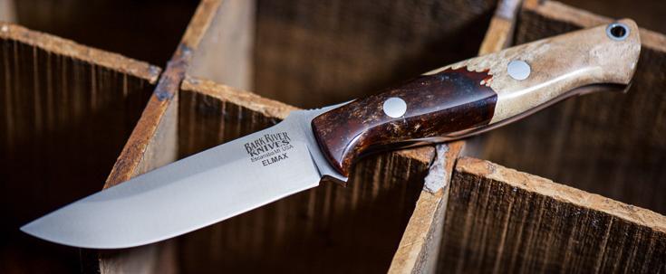 Bark River Knives: Bravo EDC - Elmax
