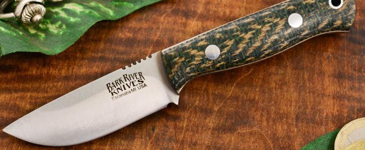 Bark River Knives: Bravo Micro - Elmax