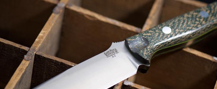 Bark River Knives: Bravo Vortex