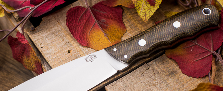 Bark River Knives: Canadian Camp Knife II