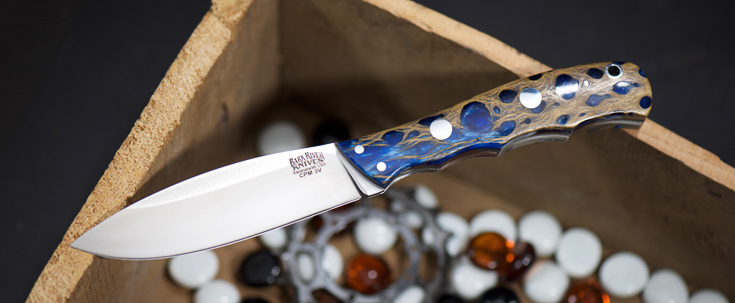 Bark River Knives: Canadian Special - CPM 3V