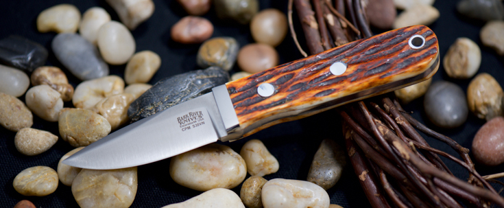Bark River Knives: City Knife - CPM S35Vn