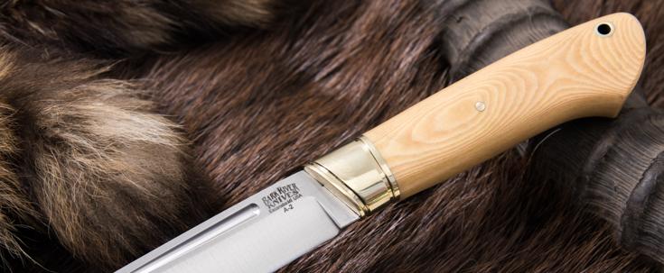 Bark River Knives: Ansgar