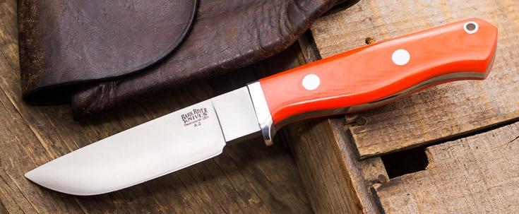 Bark River Knives: Gameskeeper