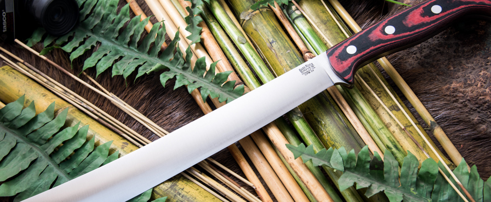 Bark River Knives: Golok - CPM 3V