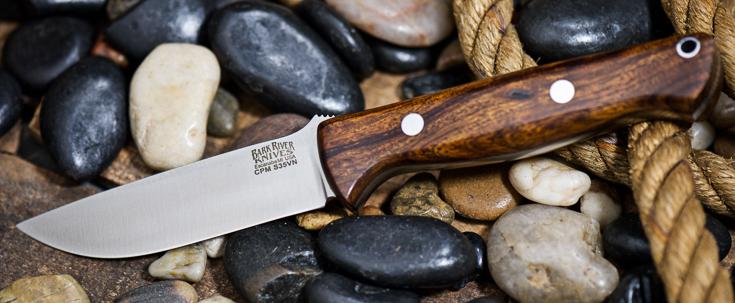 Bark River Knives: Gunny - CPM S35Vn
