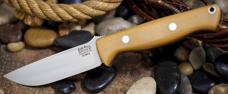 Bark River Knives: Gunny - Elmax