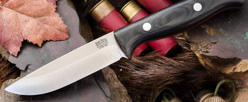 Bark River Knives: Gunny Hunter - CPM M4