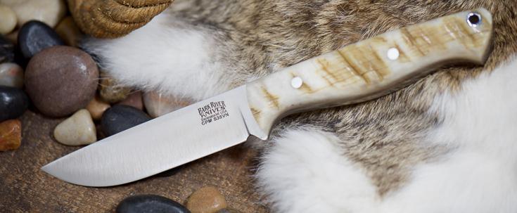Bark River Knives: Gunny Hunter - CPM S35VN