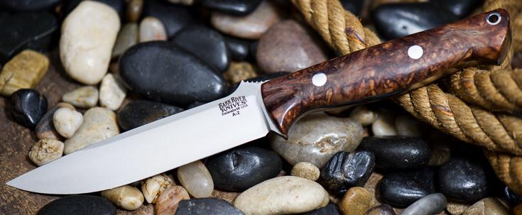 Bark River Knives: Gunny Vortex