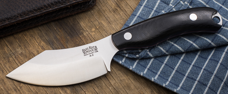 Bark River Knives: JX6 Companion