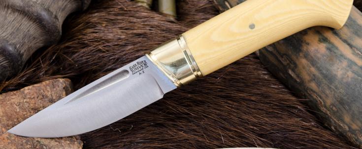 Bark River Knives: Brokk