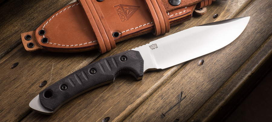 Bark River Knives: Legion - CPM 154