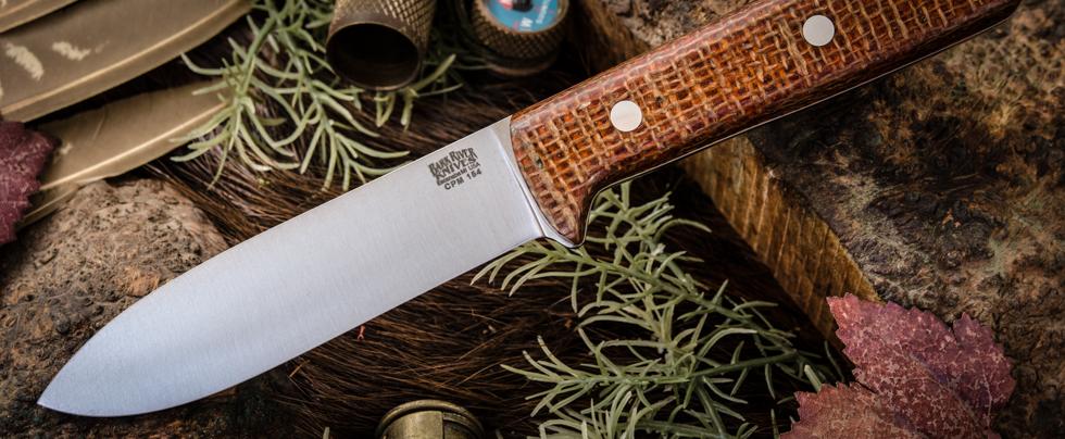 Bark River Knives: Kephart - CPM 154