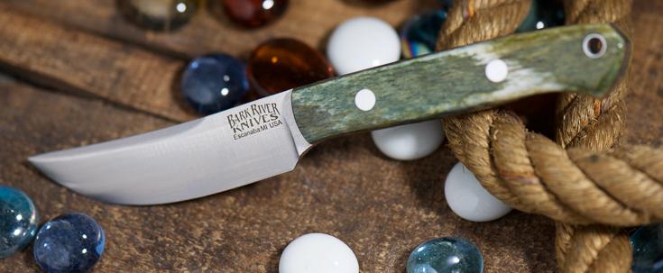 Bark River Knives: Little Caper