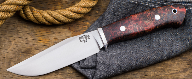 Bark River Knives: Matterhorn