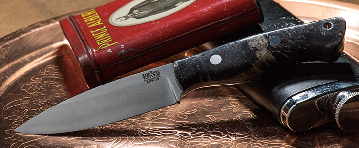 Bark River Knives: Mini-Aurora - CPM 3V
