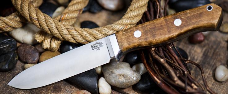 Bark River Knives: Modern Kephart
