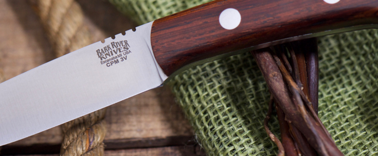 Bark River Knives: North Star