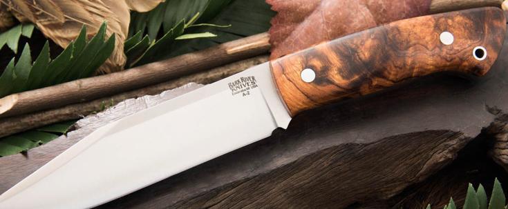 Bark River Knives: Ranch Hand