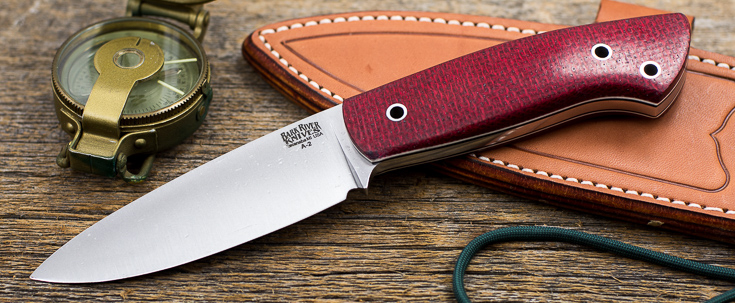 Bark River Knives: Santos