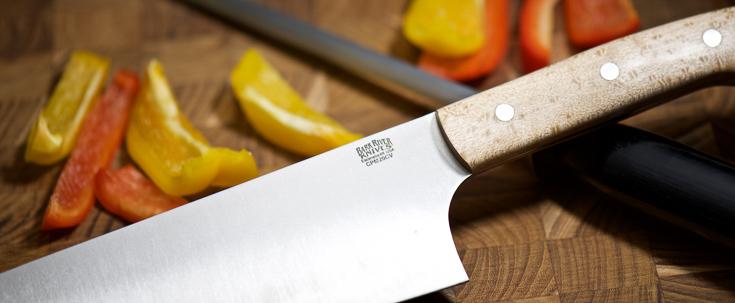 Bark River Knives: Super Chef's Knife - CPM 20CV