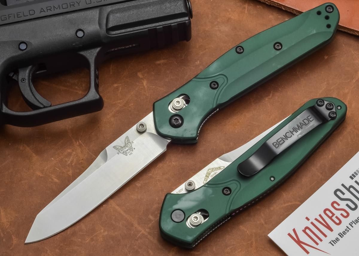 Benchmade 940 Knives