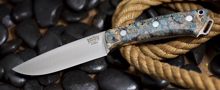 Bark River Knives - Fox River LT - Elmax