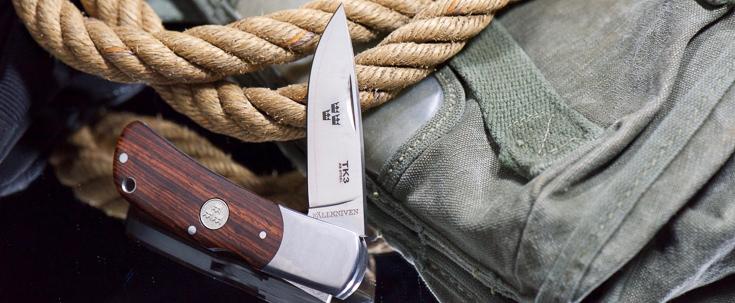 Fallkniven Knives - Folding Knives