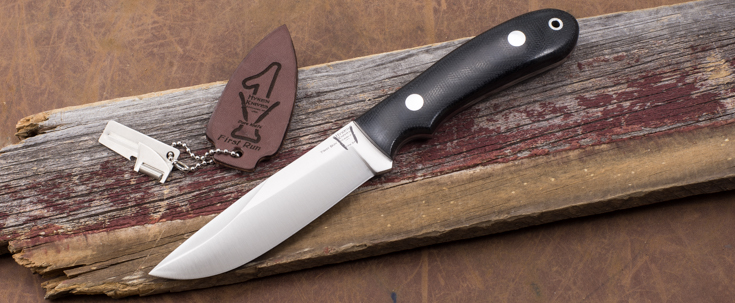 Hyken Knives: Lite Hunter CPM-154