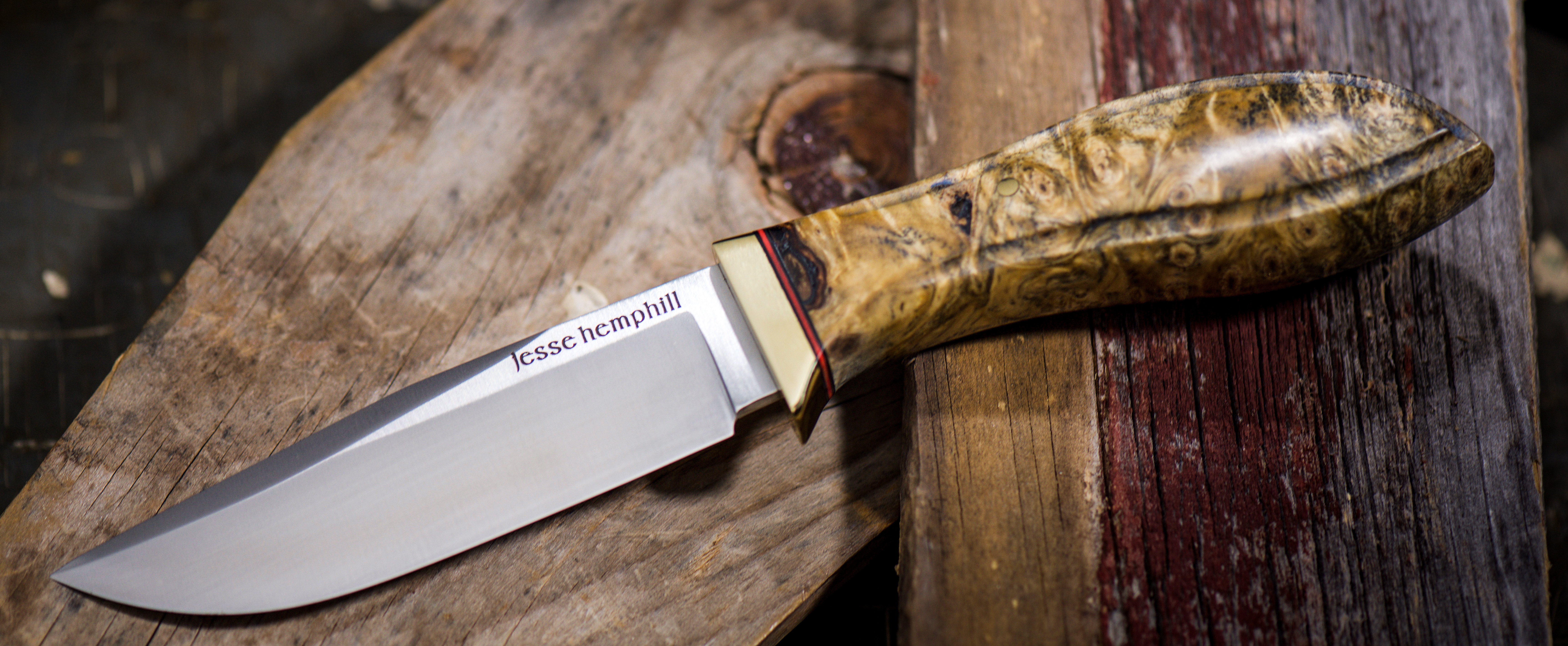 Jesse Hemphill Knives - Town Creek
