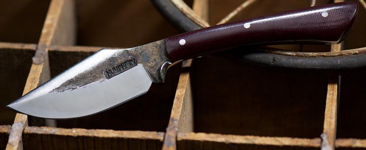 Lon Humphrey Custom Knives - Muley