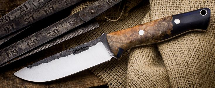 Lon Humphrey Custom Knives - Burl