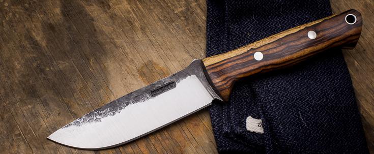 Lon Humphrey Custom Knives - Desert Ironwood