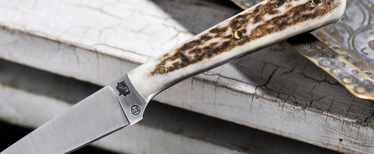 L.T Wright Knives - Coyote