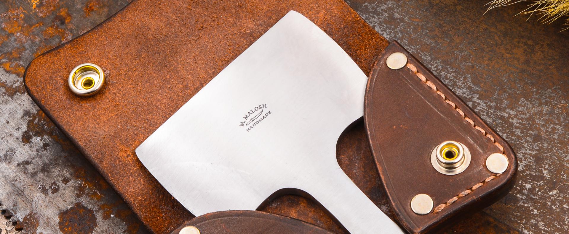 Mike Malosh Custom Handmade Knives