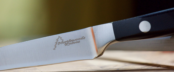 Northwoods Knives - Forged Kitchen Cutlery