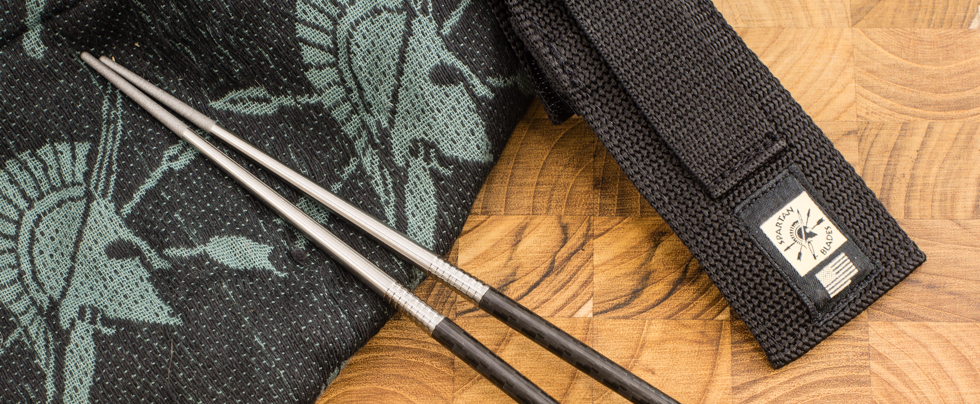 Spartan Blades: Chopsticks