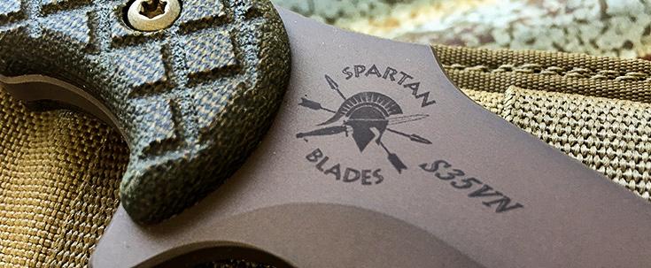 Spartan Blades - Horkos