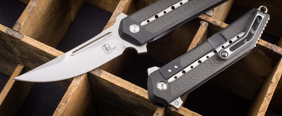 Todd Begg Knives: Steelcraft Series - 3/4 Kwaiken