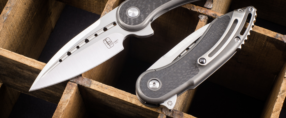 Todd Begg Knives: Steelcraft Series - Mini Glimpse