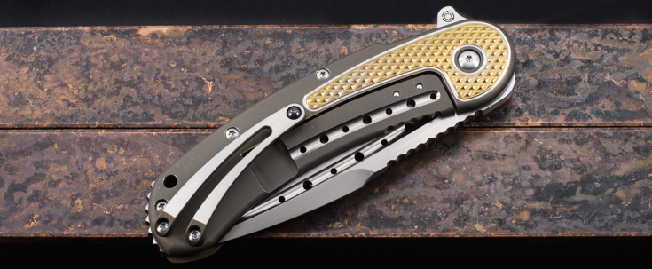 Todd Begg Knives: Steelcraft Series - Bodega